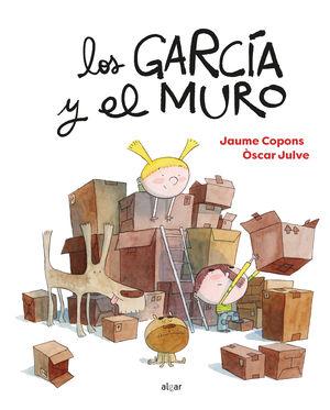 LOS GARCIA Y EL MURO