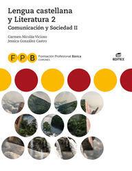 FPB COMUNICACIÓN Y SOCIEDAD II - LENGUA CASTELLANA Y LITERATURA 2