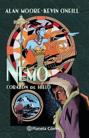 THE LEAGUE OF EXTRAORDINARY GENTLEMEN NEMO CORAZON