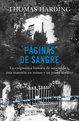 PAGINAS DE SANGRE