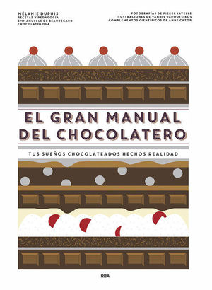 EL GRAN MANUAL DEL CHOCOLATERO