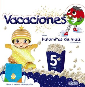PALOMITAS DE MAÍZ 5. CUADERNO DE VACACIONES