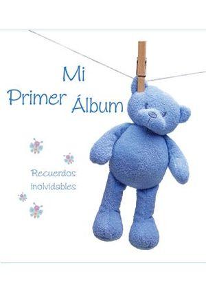 MI PRIMER ALBUM RECUERDOS INOLVIDABLES
