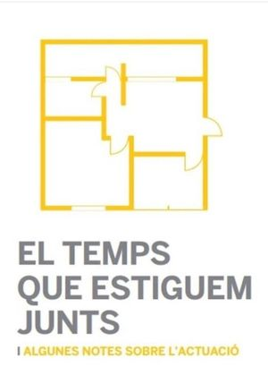 EL TEMPS QUE ESTIGUEM JUNTS