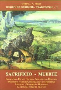 SACRIFICIO MUERTE