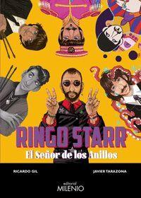 RINGO STAR EL SEÑOR DE LOS ANILLOS