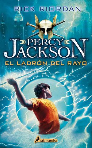 LADRON DEL RAYO (PERCY JACKSON Y LOS DIOSES DEL OL