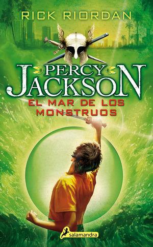 MAR DE LOS MONSTRUOS (PERCY JACKSON Y LOS DIOSES D