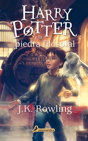 HARRY POTTER Y LA PIEDRA FILOSOFAL (RCA)