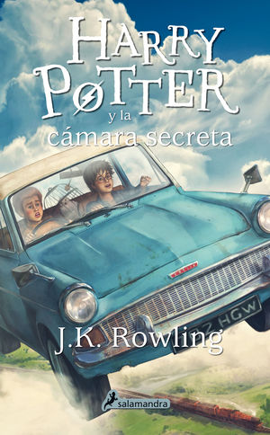 HARRY POTTER Y LA CAMARA SECRETA (RCA)