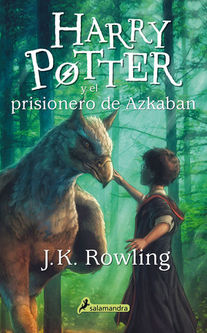 HARRY POTTER Y EL PRISIONERO DE AZKABAN (RCA)