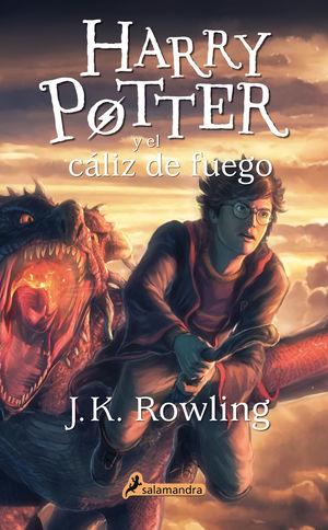HARRY POTTER Y EL CALIZ DE FUEGO (RCA)