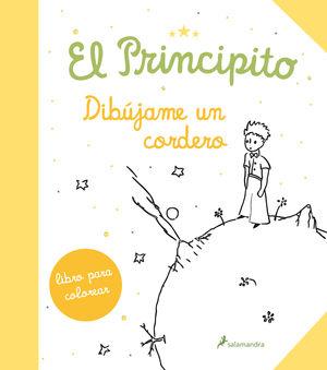 PRINCIPITO. DIBUJAME UN CORDERO, EL