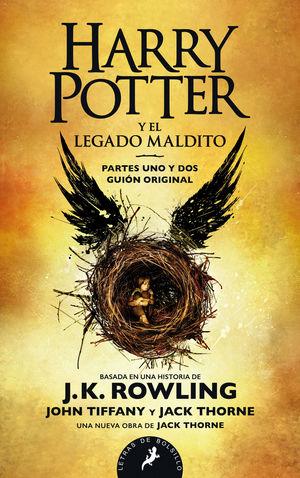 HARRY POTTER Y EL LEGADO MALDITO (BOLSILLO)