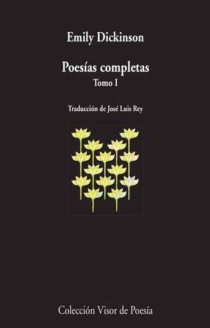 POESÍAS COMPLETAS TOMO I EMILY DICKINSON