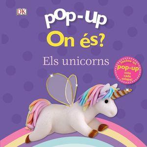 POP-UP. ON ÉS ELS UNICORNS