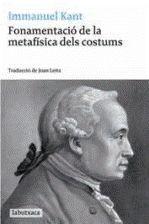 FONAMENTACIÓ DE LA METAFÍSICA DELS COSTUMS