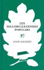 LES MILLORS LLEGENDES POPULARS