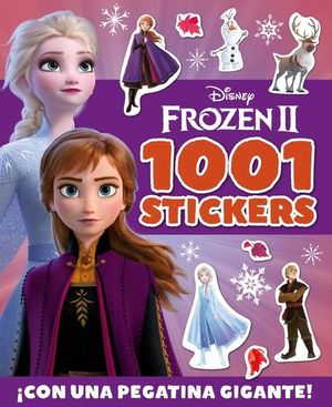 FROZEN 2. 1001 STICKERS