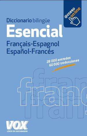 DICC.ESENCIAL FRANC(VOX)