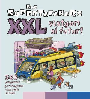 ELS SUPERTAFANERS XXL VI