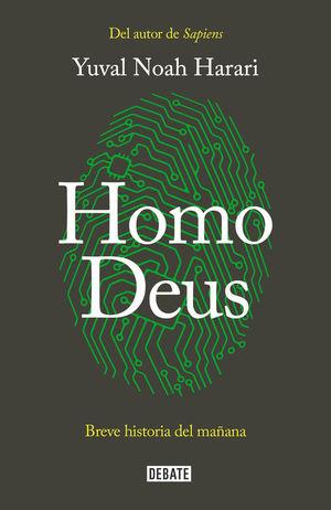 HOMO DEUS (TB)