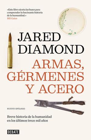 ARMAS, GRMENES Y ACERO