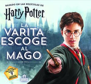 HARRY POTTER - LA VARITA ESCOGE AL MAGO