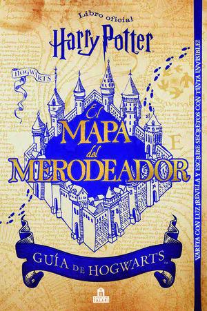HARRY POTTER - MAPA DEL MERODEADOR 2ªED