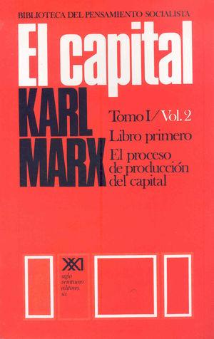 CAPITAL,EL - LIBRO PRIMERO VOL 2