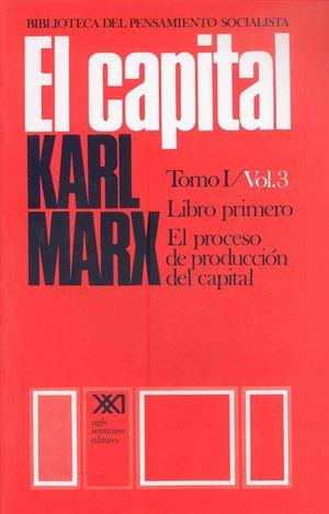 CAPITAL,EL - LIBRO PRIMERO VOL 3