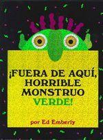 FEURA DE AQUÍ HORRIBLE MINSTRUO